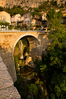 Moustiers-Ste-Marie, France